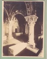 LEON  SAN ISIDORO PANTEON DA LOS REYES ESPAGNE 1929  Photo Amateur Format Environ 7,5 X 5,5 Cm - Lugares