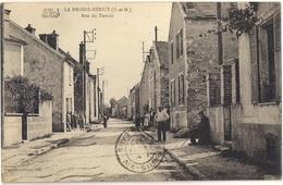 La Brosse Héricy - Rue Du Terroir - Altri Comuni