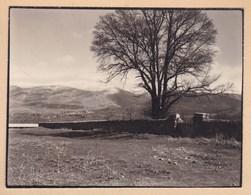 Route De RIO FRIO à SAN ILDEFONSO ESPAGNE 1953  Photo Amateur Format Environ 7,5 X 5,5 Cm - Lugares