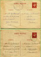 """CLAMENSANE : """" CHANTIERS DE JEUNESSE - GROUPEMENT BAYARD 37 """"  (1941) - Marcophilie (Lettres)"""