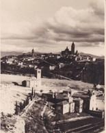 SEGOVIA PENA GRAJERA ESPAGNE 1953  Photo Amateur Format Environ 7,5 X 5,5 Cm - Lugares