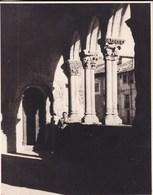 SEGOVIE SAN LORENZO ESPAGNE 1954 Photo Amateur Format Environ 7,5 X 5,5 Cm - Lugares