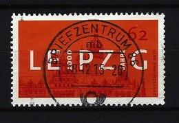 BUND Mi-Nr. 3164 - 1000 Jahre Leipzig Gestempelt (10) - BRD