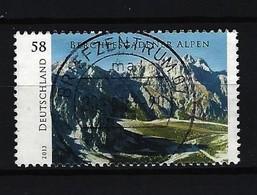 BUND Mi-Nr. 3017 Nationalpark Berchtesgaden: Wimbachtal Mit Hochkaltermassiv Gestempelt (8) - BRD