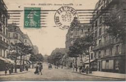 75  PARIS XIXe Avenue Laumière - Arrondissement: 19