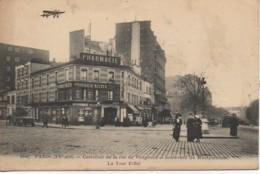 75  PARIS XVe Carrefour De La Rue De Vaugirard Et Boulevard Du Montparnasse - Arrondissement: 15