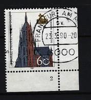 BUND - Mi-Nr. 1434 Formnummer 2 - Gestempelt - Gebraucht