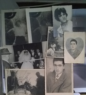 8 FOTOCARTOLINE PERSONE  (128) - Fotografia