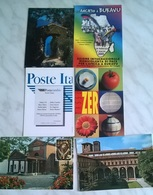 6 CART. VARIE   (31) - Cartoline