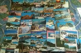 40 CART.  MONTAGNA   (58) - Cartoline