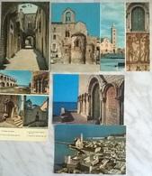 6 CART.  TRANI  (68) - Cartoline