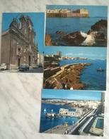 5 CART.  GALLIPOLI  (69) - Cartoline