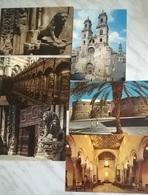 5 CART. PUGLIA   (73) - Cartoline