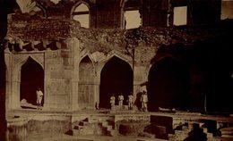 RPPC INDIA INDE  ANCIENNE VILLE RAJAS  RAJASTHAN?  +- 14* 9 CMFonds Victor FORBIN (1864-1947) - Lugares