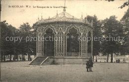42546860 Saint-Nicolas Waes Le Kiosque De La Grande Place Saint-Nicolas Oost-Vla - Belgique