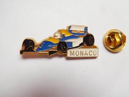Beau Pin's En Relief , Auto F1 , Fomule 1 , Monaco - F1