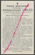 En 1928 -La Crèche (59) Adolphe ISBLED 68 Ans - Décès