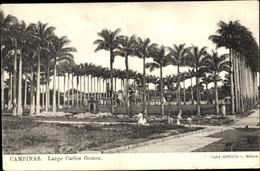 Cp Campinas Brasilien, Largo Carlos Gomes - Autres