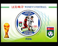 North Korea  2010 South Africa FIFA World Cup  S/S - Korea, North