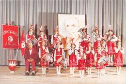Tunisie - KSAR HELLAL - Troupe De Majorettes Musicales, Rue Des Résistants - Tunisia