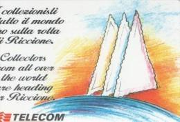 NUOVA (MINT)- 538--TELECOM ITALIA-RICCIONE 96 - Italia