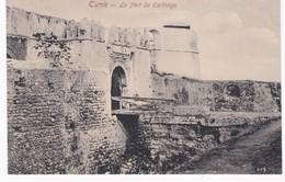 Tunisie -  TUNIS -  Le Fort De Carthage - Tunisie