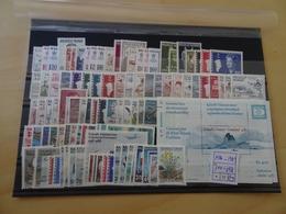 Grönland 1977-1989 Komplett Postfrisch (11656) - Full Years