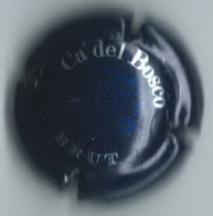 CA' DEL BOSCO  Nrut  Bleu-nuit Et Argent - Schaumwein - Sekt