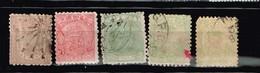 Fidji Anciens Timbres à Identifier - Collections (sans Albums)