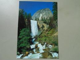 ETATS UNIS CA CALIFORNIA  YOSEMITE NATIONAL PARK VERNAL FALLS - Yosemite