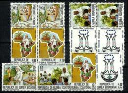 Guinea Ecuatorial Nº 65/68 En Nuevo - Equatorial Guinea