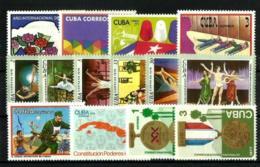 Cuba 26 Series En Nuevo - Cuba