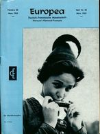Europea N°33 : Die Mundharmonika De Collectif (1965) - Books, Magazines, Comics