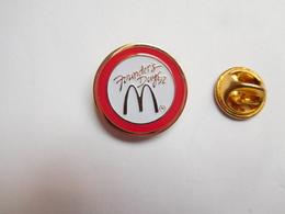 Beau Pin's , McDonald's , McDo , Founder's Day 92 - McDonald's