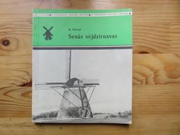 Old Windmill  In Latvia / Info Book  Y 1987 - Mulini A Vento