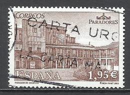 España. 2005. Parador De Oropesa. - 1931-Hoy: 2ª República - ... Juan Carlos I