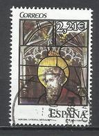España. 2005. Vidrieras De La Catedral De Ávila. - 1931-Hoy: 2ª República - ... Juan Carlos I