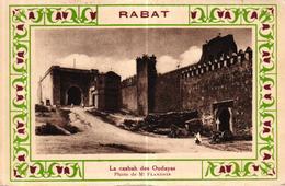 MAROC - RABAT LA CASBAH DES OUDAYAS - Rabat