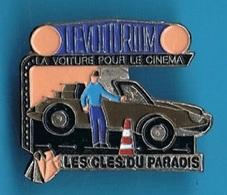 PIN'S //  ** LE VOITURIUM / LA VOITURE POUR LE CINÉMA / LES CLÉS DU PARADIS ** - Films