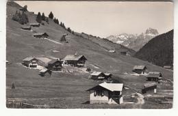 Suisse - Morgins - Groupe De Chalets - Volkswagen Beetle Coccinelle - VS Valais