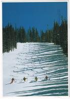 Colorado - Winter - Downhill Skiing - Rocky Mountains