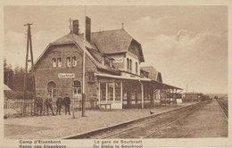 "Elsenborn  ""La Gare De Sourbrodt "" - Leopoldsburg (Camp De Beverloo)"