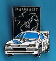 PIN'S //  ** PEUGEOT / 405 SPORT ** - Peugeot