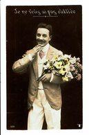 CPA - Carte Postale-Belgique -Jeune Homme: Je Ne Vous Ai Pas Oubliée-1907 VM4639 - Hommes
