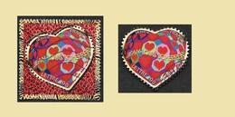 FRANCE  2006  -  Y&T   3861 Et  3863  - Coeur De Scherrer --  Oblitérés - Gebraucht