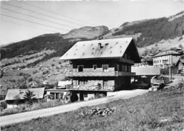 74-CHÂTEL- HÔTEL LES SOLDANELLES DOMINE PAR LA CRÊTE DE CHAUX-LONGE - Châtel