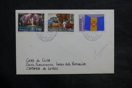 PORTUGAL - Affranchissement Plaisant De Funchal Sur Enveloppe Pour Camara De Lobos En 1984 - L 34944 - Funchal
