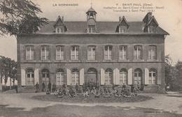 Saint-Paul - Institution Du Sacré Coeur D'Estaires (Nord) Transférée à Saint Paul (1918) - France