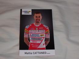 Mattia Cattaneo - Androni Giocattoli Sidermec - 2019 - Cycling