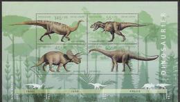 2008  Allem. Fed. Deutschland   Mi Bl. 73 **MNH   Dinosaurier - [7] République Fédérale